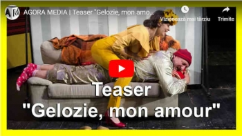 "Teaser ""Gelozie, mon amour"""